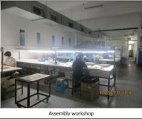 Packing work shop
