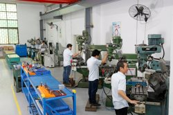 Manufacturing Equipment- grinding and mill machines