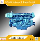 Brand New Chinese Weichai X170ZC Series Marine Diesel Engine for Sale