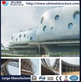 Hainan International Conversation & Exhibition Center steel pipe truss project