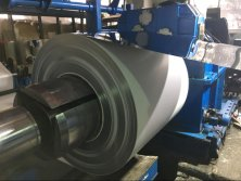 stainless steel coil silt workshop