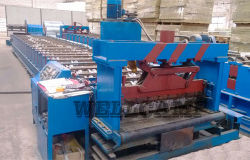 Color Steel Sheet Production Machine