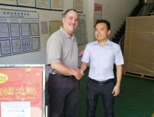 2017-06-26 USA Jim Hagerty visit Hongzhou