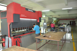production working shop