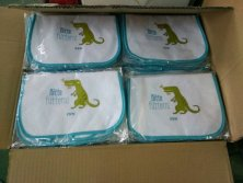 Baby Bib Packing