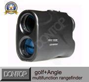 Factory Multi-Function Laser Rangefinder with Golf and Angle Modes
