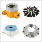 Our die casting parts