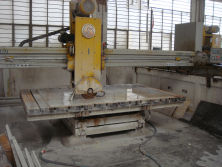 Refrared Bridge Cutting Machine - Granite & Marble