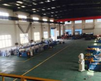 Workshop view for BLMA pipe bending machine and stirrup bending machine