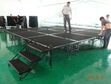 RK FACTORY Workshop folding stage
