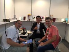 Richard Guo join Germany Exhibition 2015