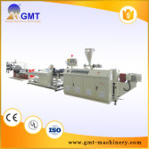 single layer pipe extrusion line