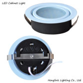 CE 1.6W 12V Round under cabinet led light