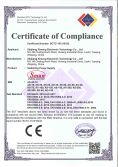 CE EMC Certification of AS