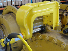 Single Acting Hydraulic Cylinder