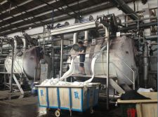 Microfiber Fabric Color Dyeing Plant