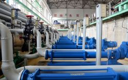 XL P.C Pump for Wastewater Treatment Plant