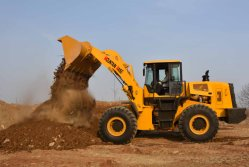 5 ton front end wheel loader