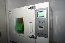 High and low temperature test machine