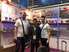 Teehon attended the 2018 China Spring Canton Fair