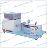 Single spindle automatic high torsion thick wire coil winding machine(SS851)