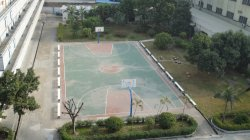 Playground in Lianfeng Motor Co.,Ltd