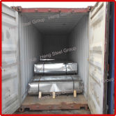 Galvanized Roofing Sheet Loading