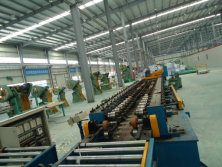 Our packing production line 2