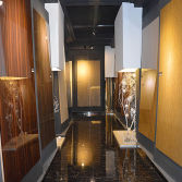 High Glossy UV MDF Showroom