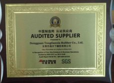 GOLDEN SUPPLIER AUDIT