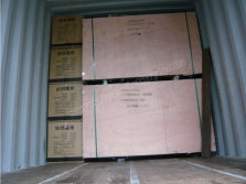 Container of Generators with Coc Certificates Exported to Tanzania