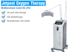 Membrane Oxygenator Water Jet Machine , Oxygen Infusion Facial Machine for Skin Care