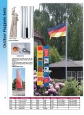 outdoor flagpole sets