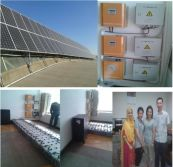 solar power system pakistan install