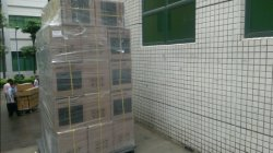 Packaged Our Products In Pallets
