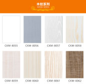Wood Patter PVC Foil for PVC WALL PANEL