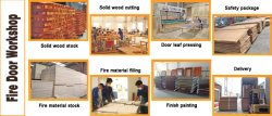 Fire Wood Door Workshop