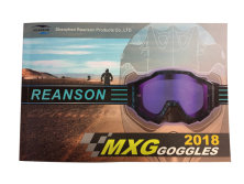 Latest 2018 New Catalog for Motorcross Goggles