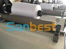 Precise Finish-winding of Polyester or Nylon Textured Thread