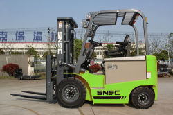SNSC FB20 Forklift Truck to BANGLADESH