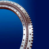 ZYS precision slewing bearing passed the acceptance