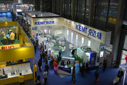 Machinery Exhibition Booth