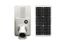GD 30W solar street light with 5050 high brightness LED chips