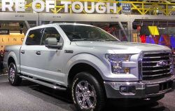 "Ford "" to Make History""---Automotive Aluminum"
