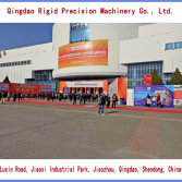 The fifteenth China International Food processing and packaging machinery exhibition