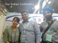 Our Indian Customers