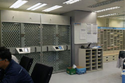 Large Industrial Intelligent Key Management Locker Completed