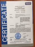 CE cetificate for Griddle
