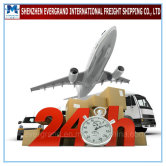 Air freight from China to France