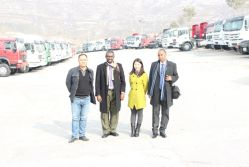 Djibouti customer visiting pictures